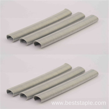 Wholesale 15G100 C-Ring Chisel Point Mattress Staple
