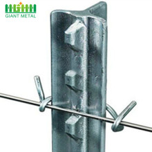 Dipped Galvanized Y Post For All Fence