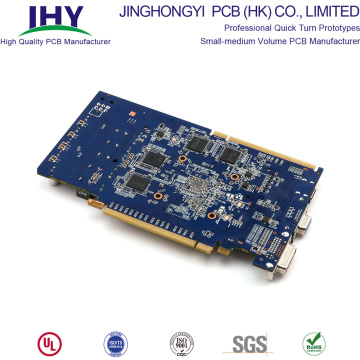 6 Layer PCB Board with Gold Finger