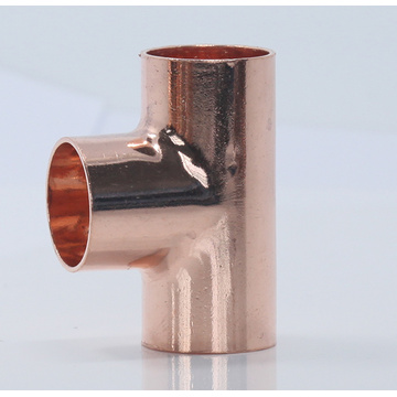 end feed sweat copper fittings