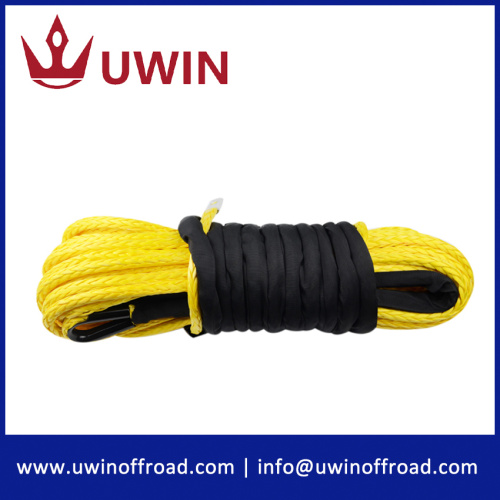 High Strength Jeep Winch Rope with Hook
