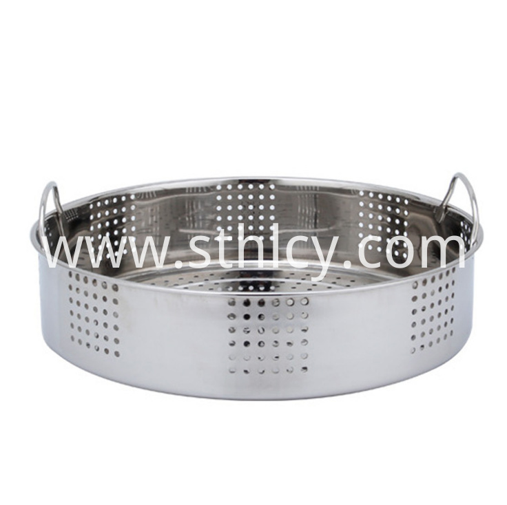 Stainless Steel Steamer Pot472zn3