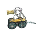 Sewer Detection Crawling Robot System