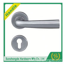 SZD SLH-050SS Superior quality 304 Stainless steel modern solid door lever handle for wood doors