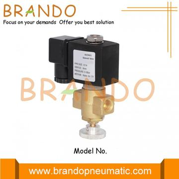 1/4'' Adjustable Coalgas Flow Control Solenoid Valve 24V