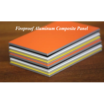 Fire Retardant Aluminum Composite Panel
