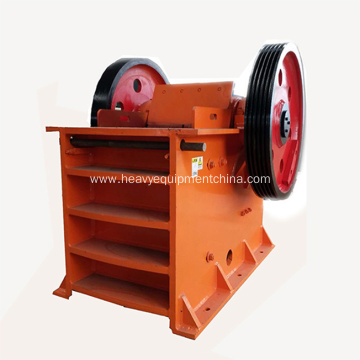 Jaw Crusher Pe-250 X 400 Pe-400 X 600