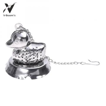 Duck Shaped Loose Tea Strainer