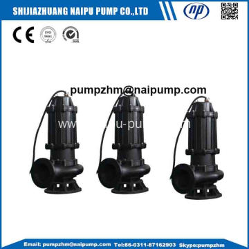 High chrome wet parts submersible slurry pump