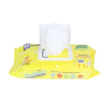 Disinfecting Antibacterial Cleaning Tissues Wet Wipes