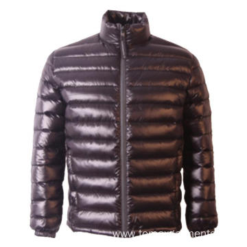 100% Nylon Men`s Down Jacket
