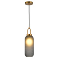 Hot Sale Tubular Shape Decorative Edison Pendant Lamp