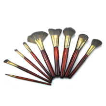 9PC Essential Makeup Brush Set