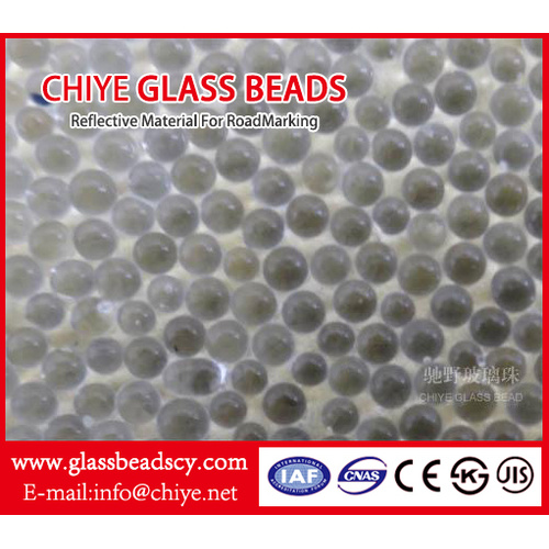 High Strength Mechanical Grinding Polishing Glass Beads