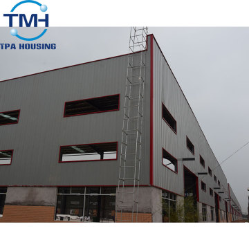 Factory Industrial Construction Workshop Steel Structure