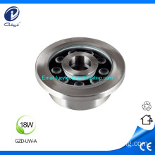 18W IP68 304 stainless led fountain light underwater