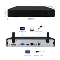 HD wifi camera System nvr kit with Monitor