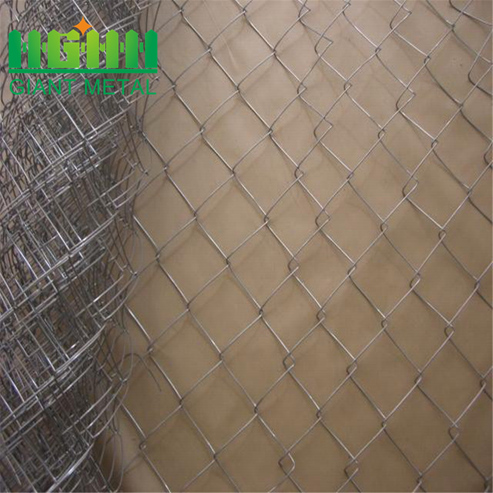 Portable Temporary Chain Link Fence Panels