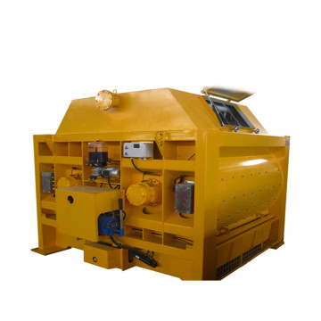 JS series double shaft 2000l concrete mixer Bangalore