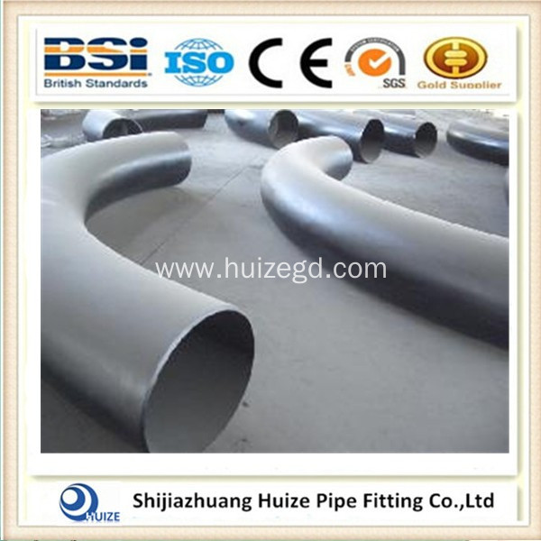 60 degree stainless steel bends