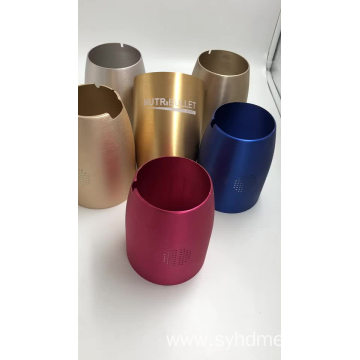 2020 aluminum oxidation coloring cover Lampshade for light