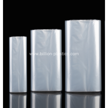 Food Grade HDPE Plastic Side Seal Bag