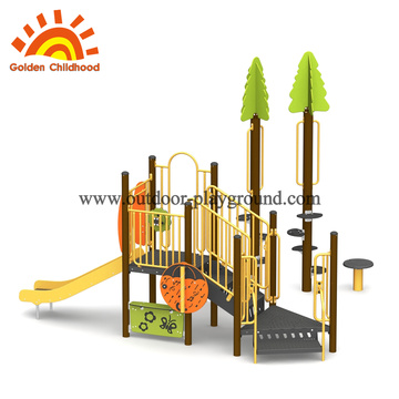 Sunshine Nature Outdoor Playground Equipment For Children
