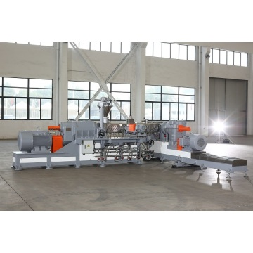 Multi-color PVC Flooring Compounds Kneading Extruder System