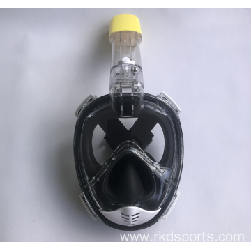 foldable full face snorkeling mask commercial diving gear