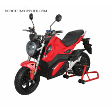 72v 30ah Silicone Electric Motorcycle