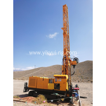 Fully Hydraulic Crawler Type Reverse Circulation DrillingRig