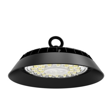 Uhol lúča 60 ° / 90 ° / 120 ° 100 W UFO LED High Bay Light