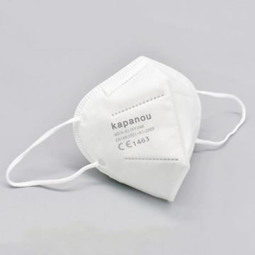 FFP2 Breathable Anti Dust Filter Face Masks