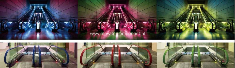 CEP8100 Smart Commercial Escalators