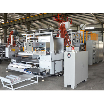 Five Ton Capacity Cast Film Machine Line