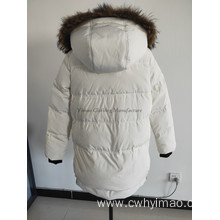 Thermal Down Jacket with Hood