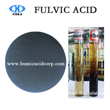 Black Fulvic acid in small 500g foil bag