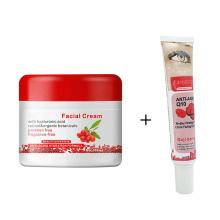 Goji Cream Wolfberry Night Cream+Eye Cream Anti-wrinkle Face Cream Tightening Goji Berries Skin Eye Care Day and Night