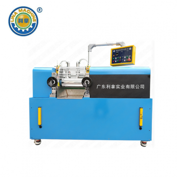Rubber Varaible Speed ​​Lua Roll Mill Machine