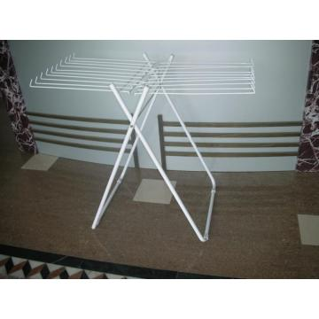 Metal Folding Drying Rack X-style