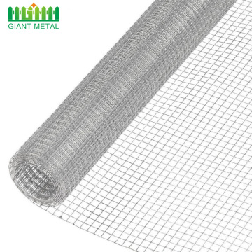 Cheap powder coated 1x1 Welded Wire Mesh
