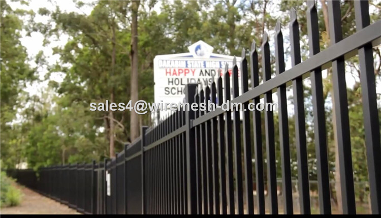 Aluminum Grille fence