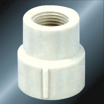 BS4346 Water Supply Upvc Reducing Female Thread Socket