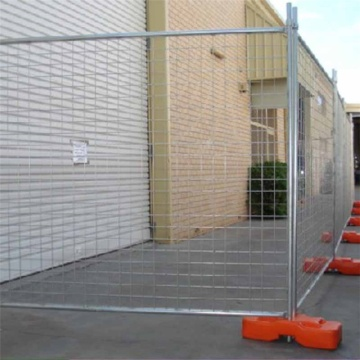 New Zealand/Australia market temporary fence panels