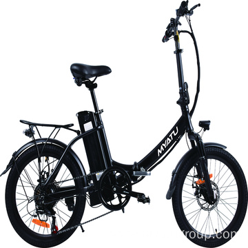 F0720 Whitebait Angel bike