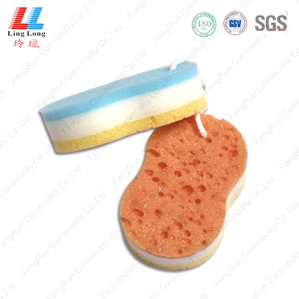 Absorbent car washing comely sponge