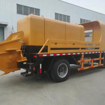 Hbt-50 Diesel Concrete Pump machine