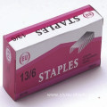 Metal Silver Stainless Steel 13/6 Heavy Duty Staples