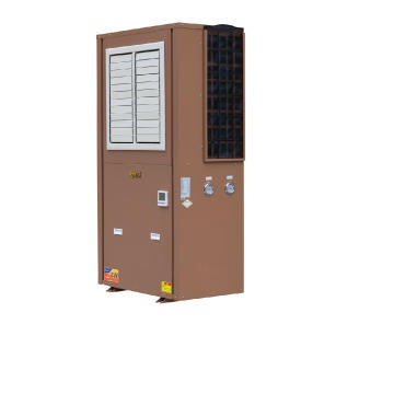Water Loop Heat Pump and Chillers Used