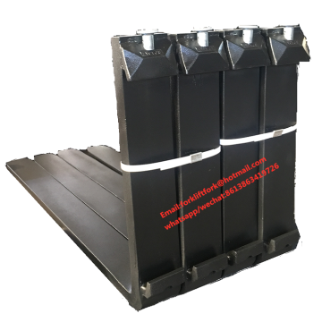 forged 18 ton forklift forks with low price